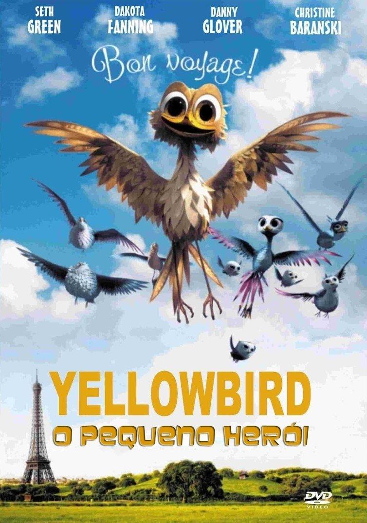 Yellowbird: O Pequeno Herói – Dublado (2014)