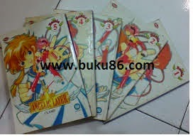 Komik Angelic Layer Lengkap by Clamp