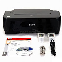 Cara Mereset Printer Canon ip1880, ip1980