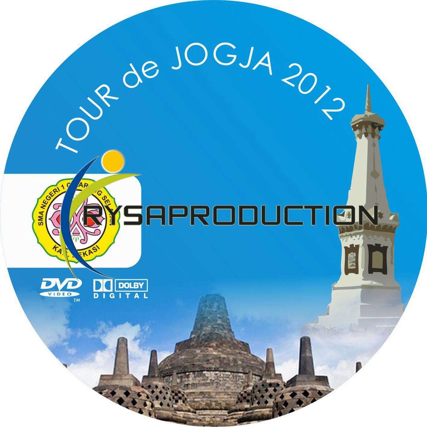 DVD Jogja