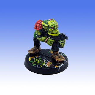 WH40K / Rogue Trader Ork Boy