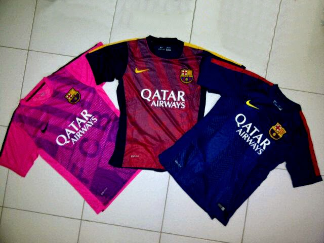 Jersey Pre-Match Barcelona 2015