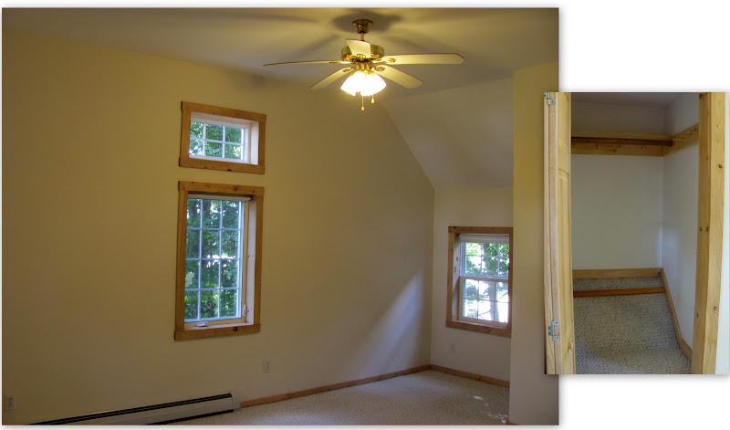 Beautifully Converted Barn Master Bedroom