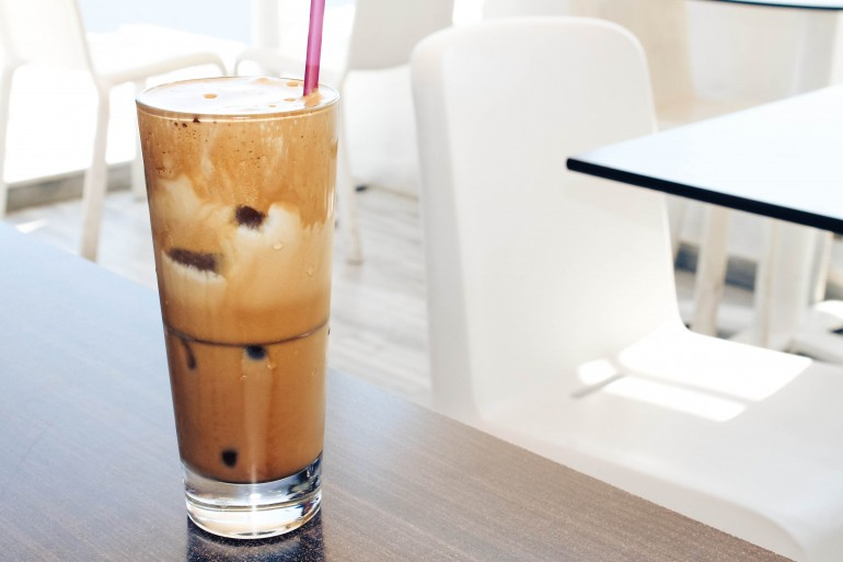 how to make the perfect frappe