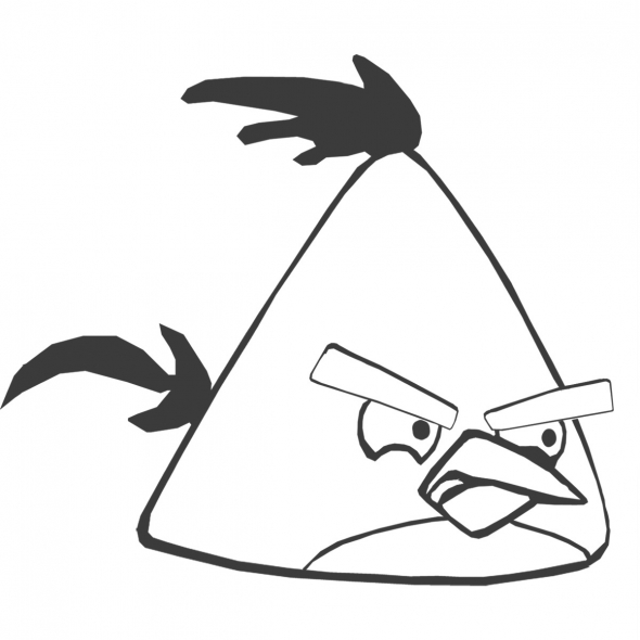 halloween angry birds coloring pages - photo #44