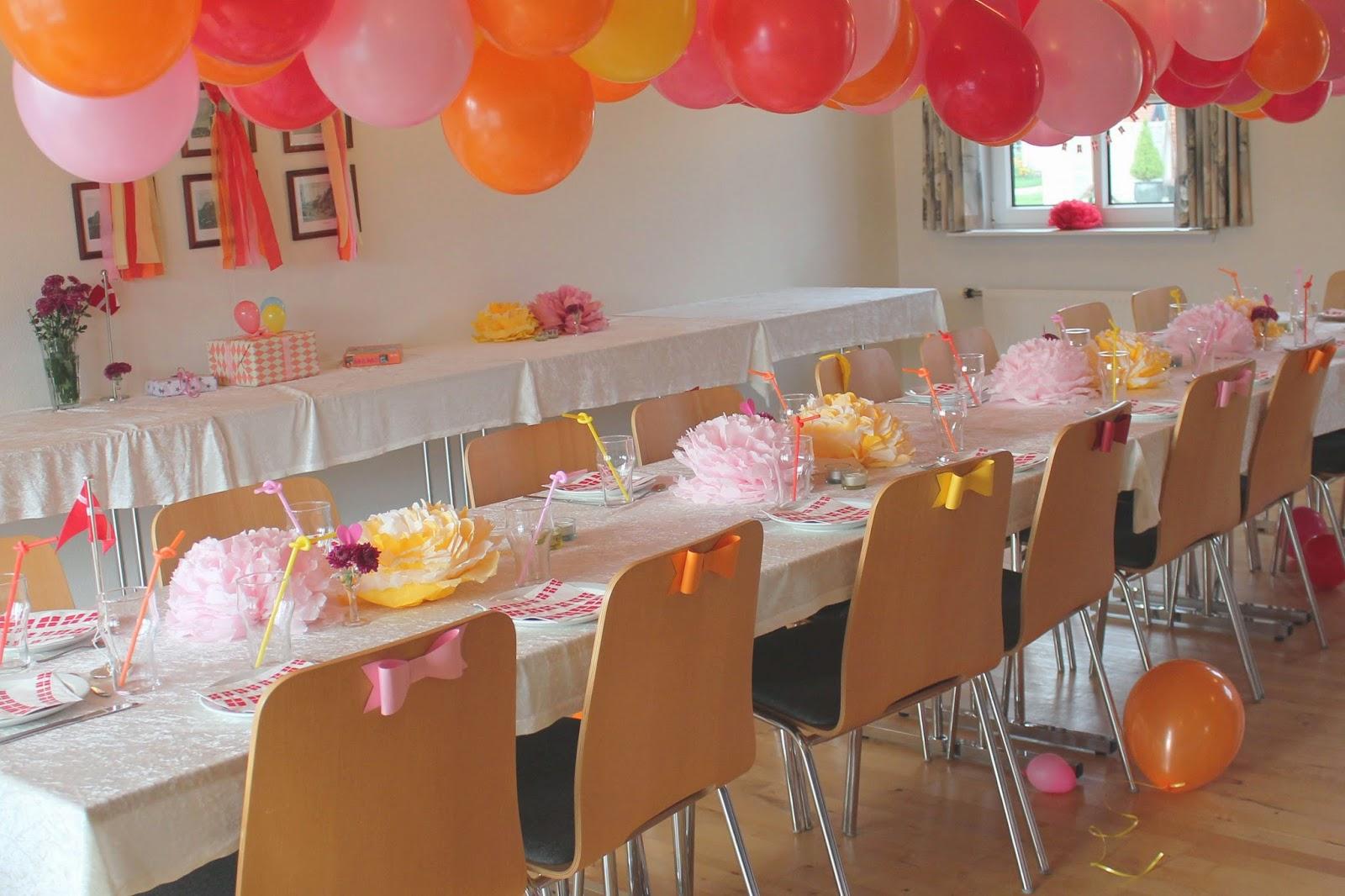 Børnefødselsdag Inspiration børnefødselsdag | denkreativesky
