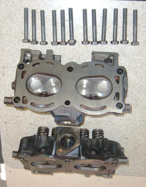 Bad Cylinder Head : Saab journal v cylinder head problems
