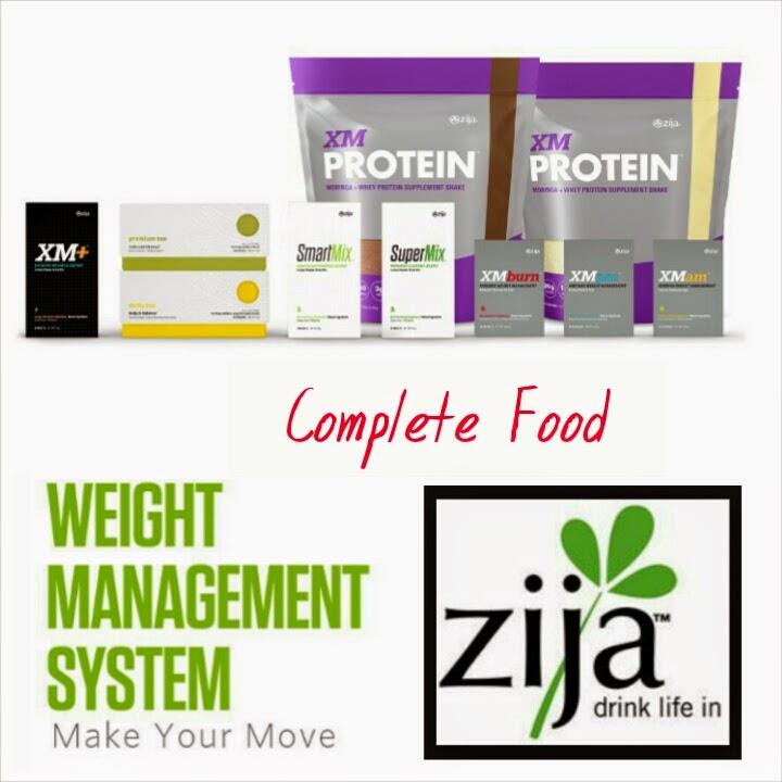 Zija Moringa Weight Management