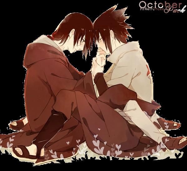 Render itachi x Sasuke