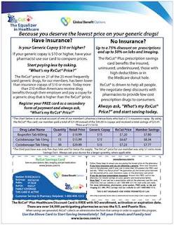 Get a Free Prescription Savings Card