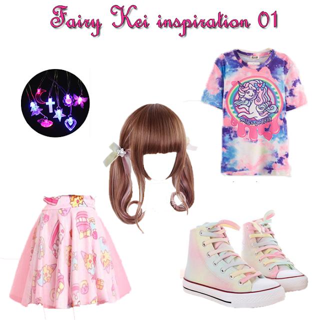 Moda Kawaii, OOTD, Lolita, Gyaru, Ulzzang, Sanrense Shop