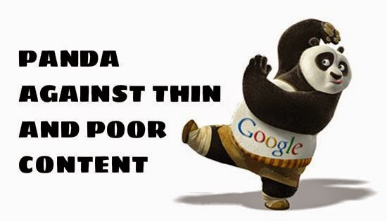 Google Rolls Out Panda 4.1 Against Poor Content