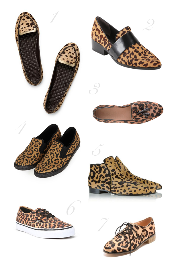 leopard print, leopard shoes, tory burch leopard shoes, jcrew leopard shoes