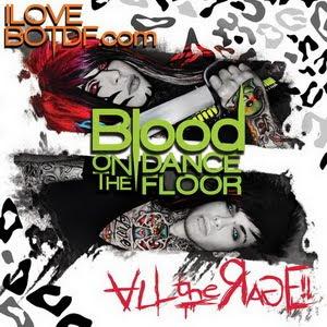Blood On The Dance Floor - Nirvana