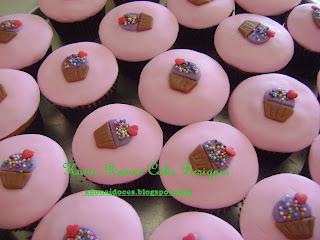 Karin ramos cakes e cupcakes cupcakes jolie - Jolie cupcake ...