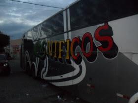ônibus da banda