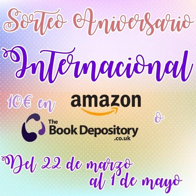 Sorteo 4º aniversario - Internacional
