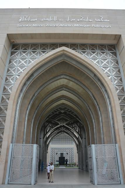 Steel Mosque Putrajaya