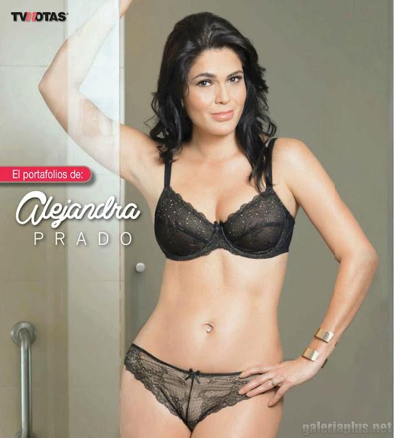 Alejandra Prado Revista Tvnotas - Septiembre 2015
