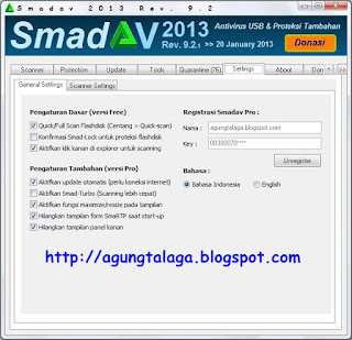 Download Smadav Terbaru 2013 Rev. 9.2 + Key Registernya