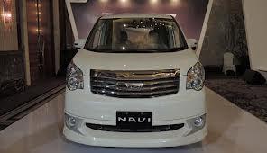 Toyota NAV1 - Spesifikasi Harga dan Foto Terbaru