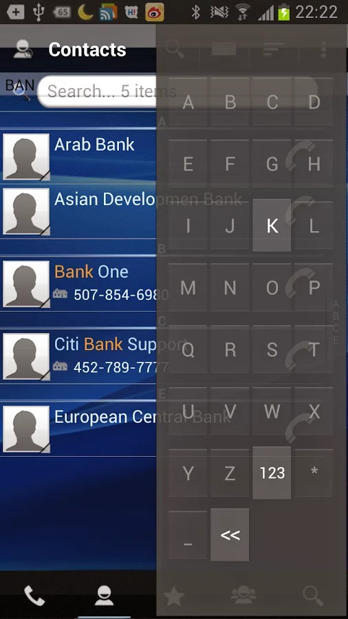 RocketDial Dialer&Contacts Pro v3.7.1