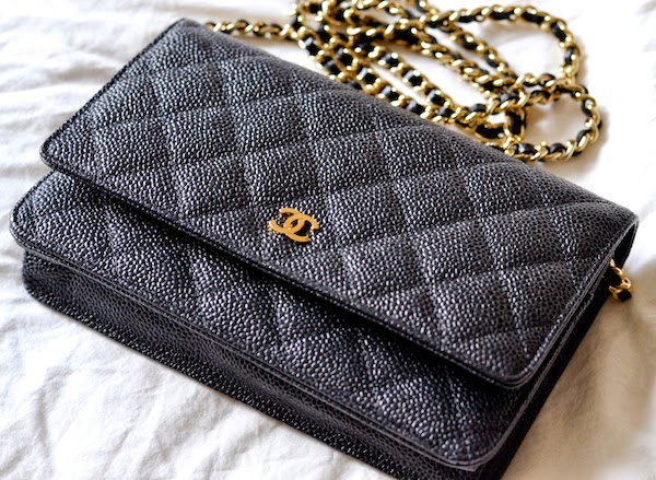 Satchi Chanel Woc Wallet On Chain