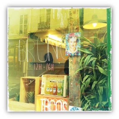 Bar Candelaria Paris taqueria mexicaine rue Saintonge
