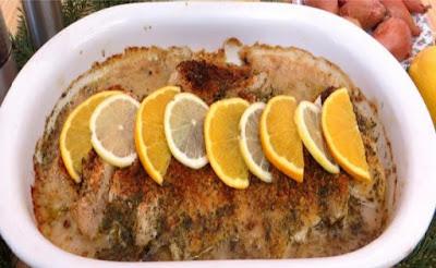 سمك القد, طريقة عمل سمك القد, طريقة عمل السمك, طريقة عمل سمك, سمك قد