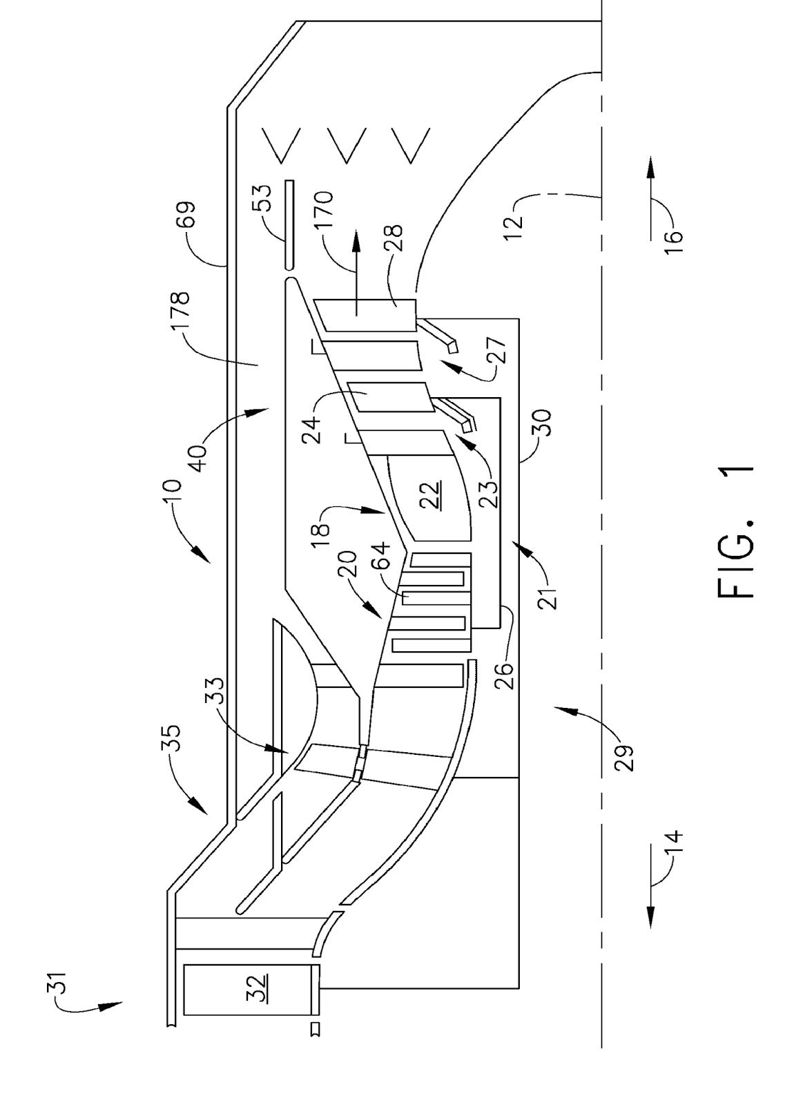 variable coupling of turbofan engine spools via open