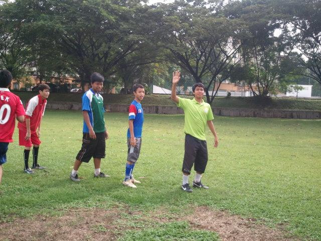 Smk Saujana Utama Bola 2012 Smk Kajang Utama