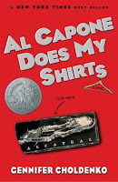 Book cover of Al Capone Does My Shirts by Gennifer Choldenko