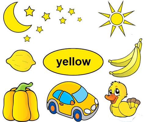 Theme Shapes And Colours 2nd Week Yellow on December Preschool Worksheets