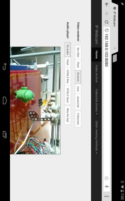 IP Web Camera