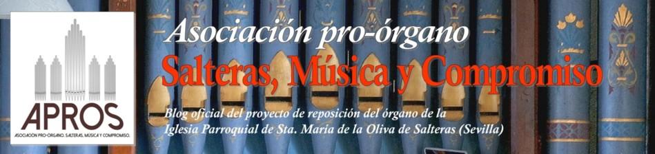 """Asociación Pro-órgano """"Salteras, Música y Compromiso"""""""