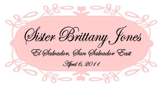 Sister Brittany Jones