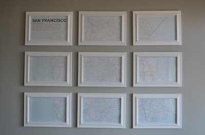 Map DIY project
