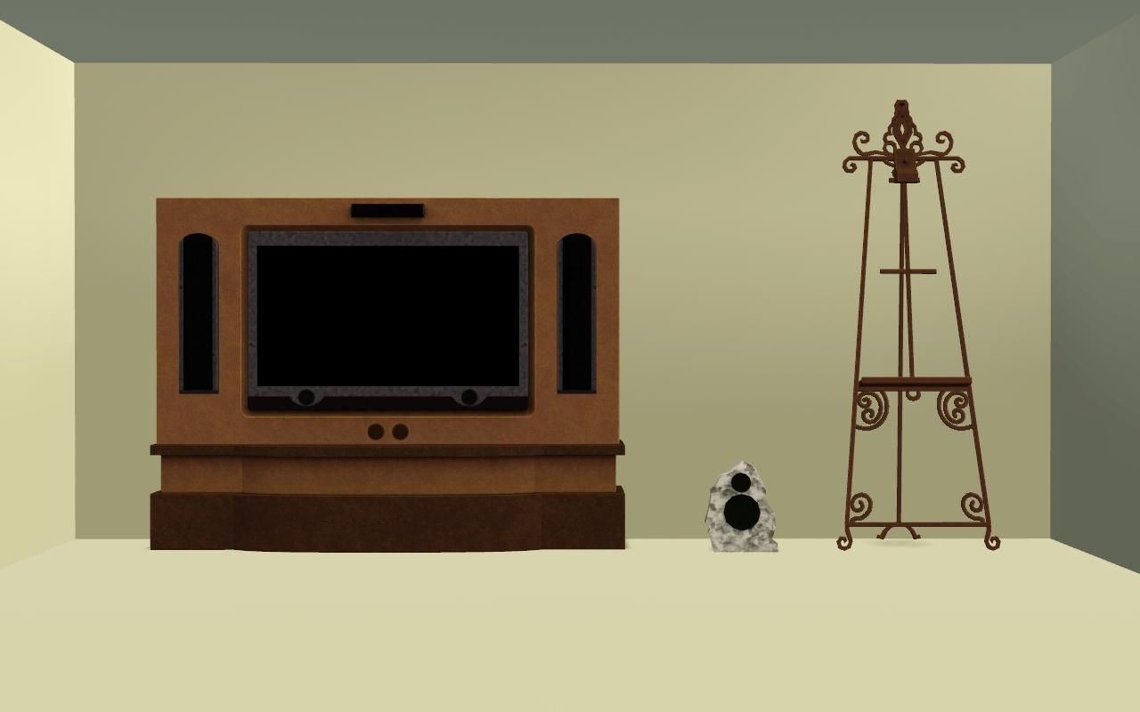 Allt om sims: the sims 3 utomhuslyx: möbler