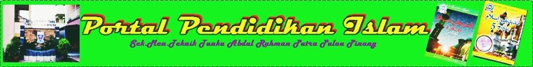 Portal Pendidikan Islam