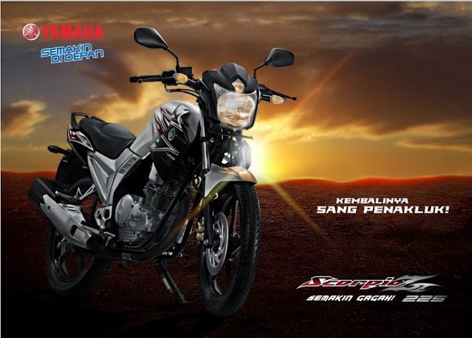 Sejarah Yamaha Scorpio Si Kalajengking Andalan Yamaha