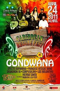 Gondwana en Playa del Carmen