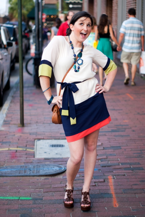 Southern fashion for women, South Carolina fashion and street style photography,
