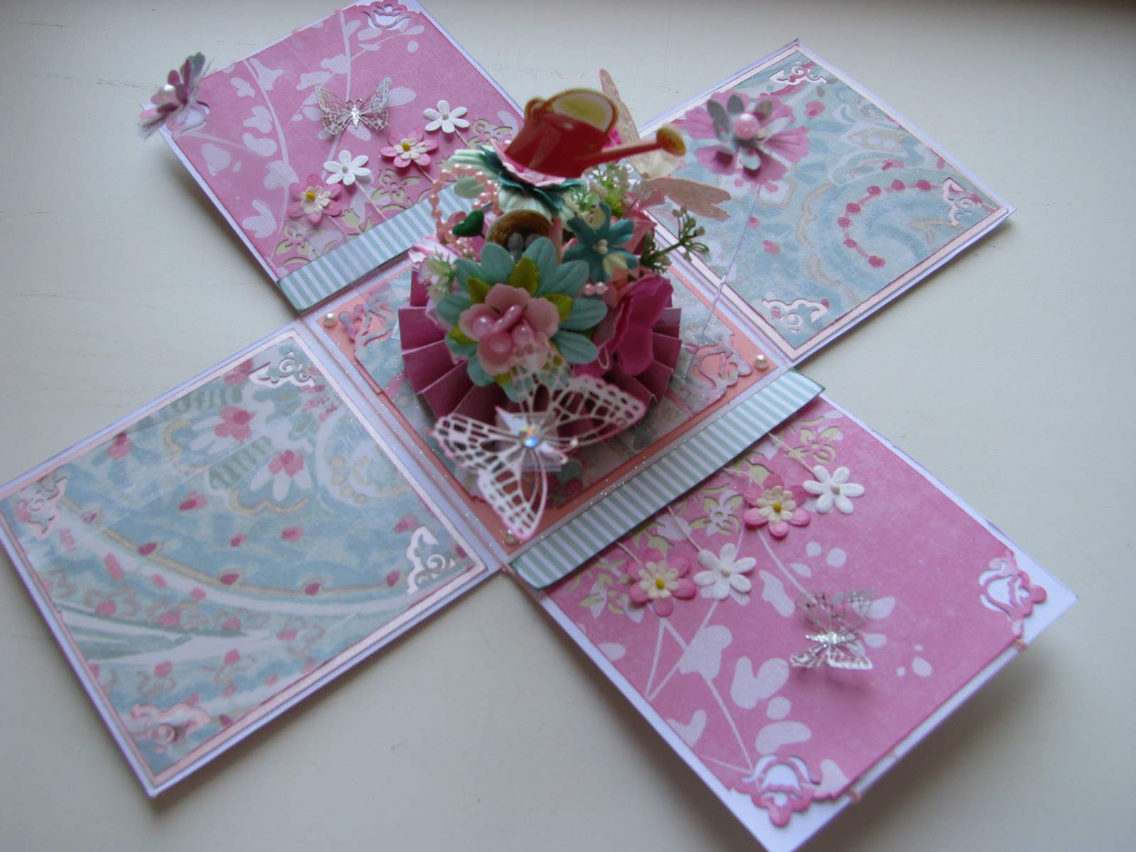 Сладкий подарок девочке на день рождения - Сладкий подарок 88