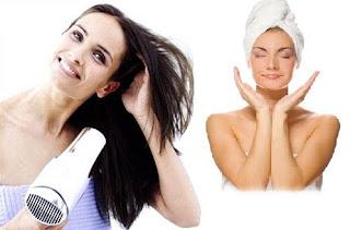 Cara Sederhana Meluruskan Rambut agar tidakKriting dan tetap indah berkilau