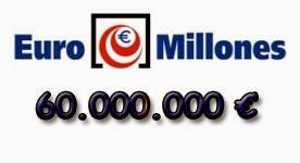 Sorteo de Euromillones del martes 15 de julio de 2014