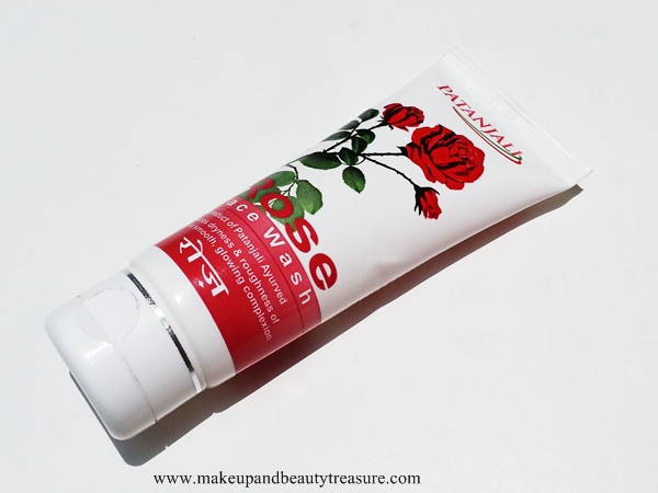 Patanjali-Face-Wash-Review