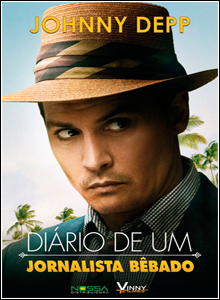 Download O Diário de um Jornalista Bêbado Dublado BDRip 2012