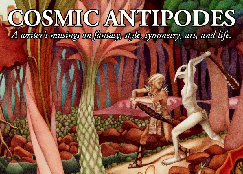 Cosmic Antipodes