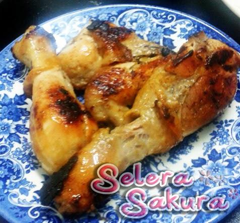 Ayam Panggang Ajaib