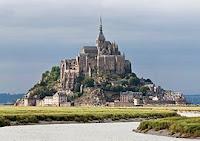 Tempat Wisata Di Perancis - Mont Saint-Michel